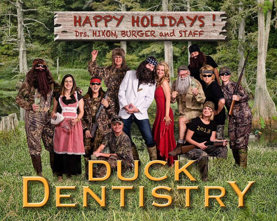 Duck Dentistry 2013